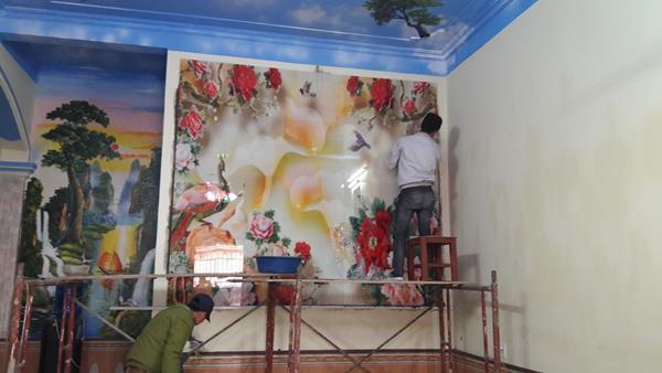 Gạch tranh 3d lát nền, ốp tường giá bao nhiêu? Xem bài viết này nếu bạn quan tâm
